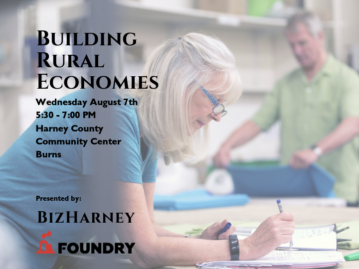 Building Rural Economies