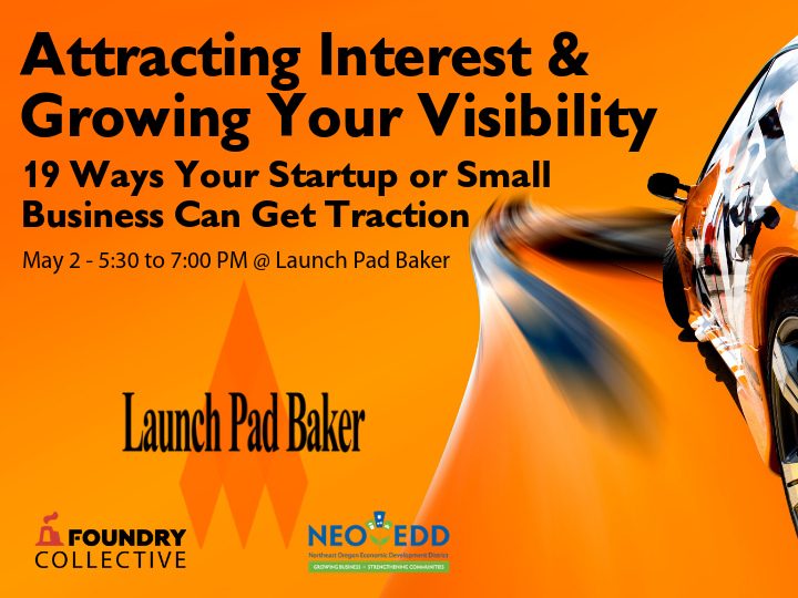 Attracting Interest and Growing Your Visibility